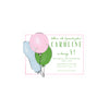 Birthday Invitations - Party Like It's Your Birthday with Pink