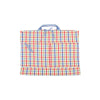 Graham Garment Bag - Pinecrest Plaid with Park City Periwinkle