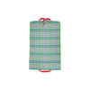 Graham Garment Bag - Primary School Plaid with Richmond Red