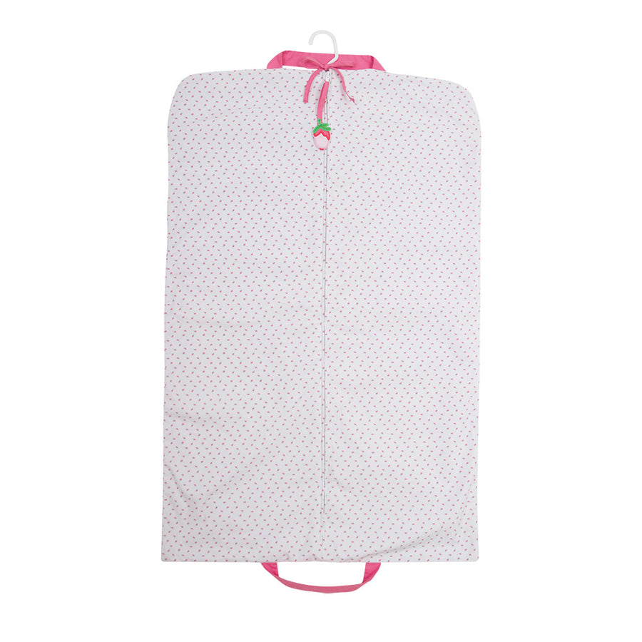 Greta Garment Bag - Port Royal Rosebud