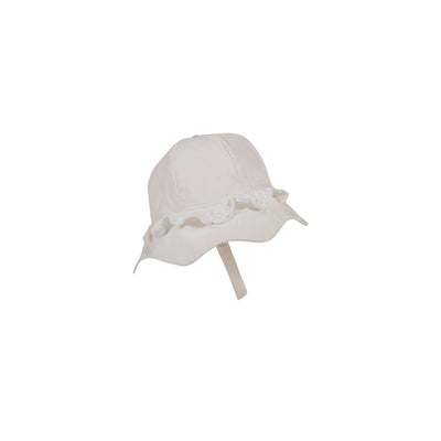 Hartley Hat - Worth Avenue White