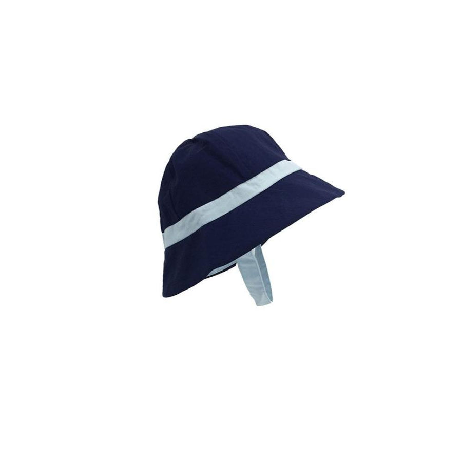 Henry's Boating Bucket - Nantucket Navy with Buckhead Blue