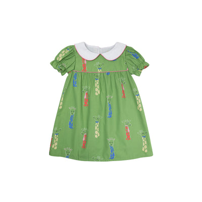 Holly Day Dress - Iveben Spotted
