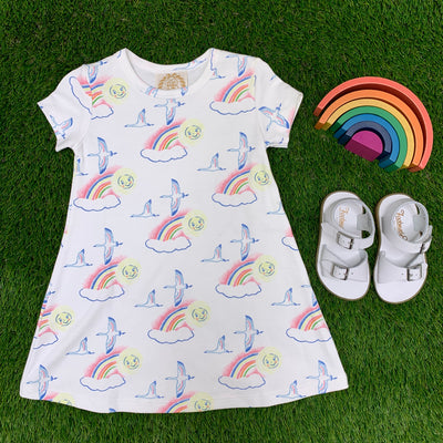 Polly Play Dress - Once Upon a Rainbow