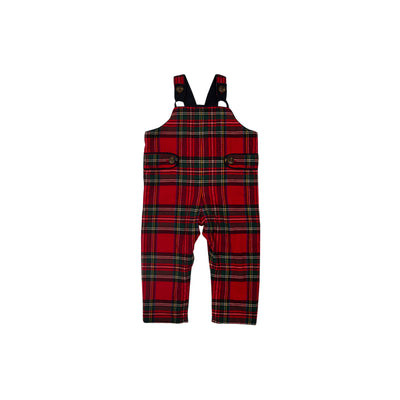 Ivy League Longall - Society Prep Plaid