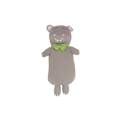 Jumbo Night Night Knit Doll - Iwant A. Hippopotamus