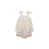 Idabelle Eyelet Set - Palmetto Pearl with Worth Avenue White