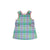 Janie Jumper - Primary School Plaid with Richmond Red
