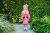 Patty Playground Dress - Richmond Red Stripe with Nantucket Navy