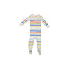 Knox's Night Night - Singer Island Stripe with Worth Avenue White