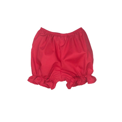 Lainey's Little Shorts - Richmond Red