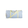 Logan's Long Weekend Bag - Buckhead Blue Chattanooga Check with Bellport Butter