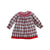 Long Sleeve Sandy Smocked Dress - Tillingham Tartan