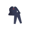 Love You Back Set - Nantucket Navy