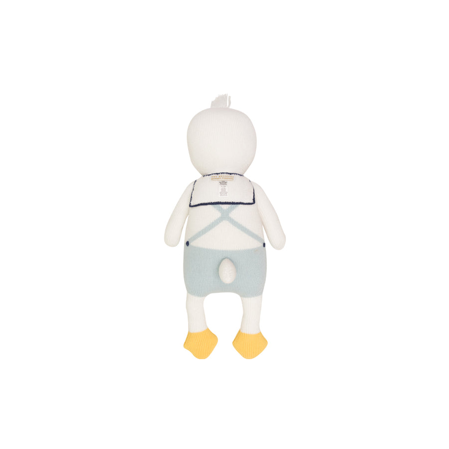 Jumbo Night Night Knit Doll - McDuffie Duck