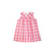 McFerran Frock - Hamptons Hot Pink Chattanooga Check