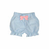 Natalie Knickers - Brookline Blue Windowpane with Sandpearl Pink