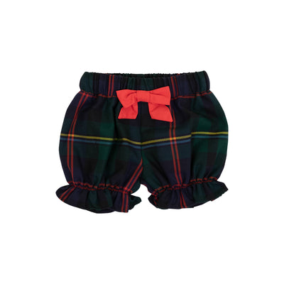 Natalie Knickers - Horse Trail Tartan with Richmond Red