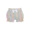 Natalie Knickers - Old Preston Plaid with Worth Avenue White
