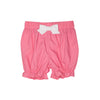 Natalie Knickers - Hamptons Hot Pink with Worth Avenue White