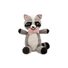 Night Night Knit Doll - Reveler Raccoon