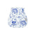 Oopsie Daisy Burp Cloth - Charming Chinoiserie