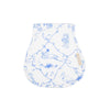 Oopsie Daisy Burp Cloth - Chinoiserie Chap