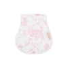 Oopsie Daisy Burp Cloth - Chinoiserie Charm