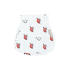 Oopsie Daisy Burp Cloth - Field Master Fox