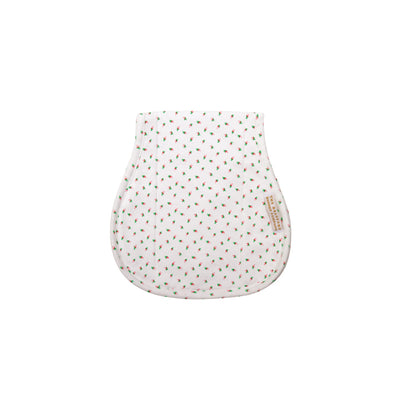 Oopsie Daisy Burp Cloth - Port Royal Rosebud