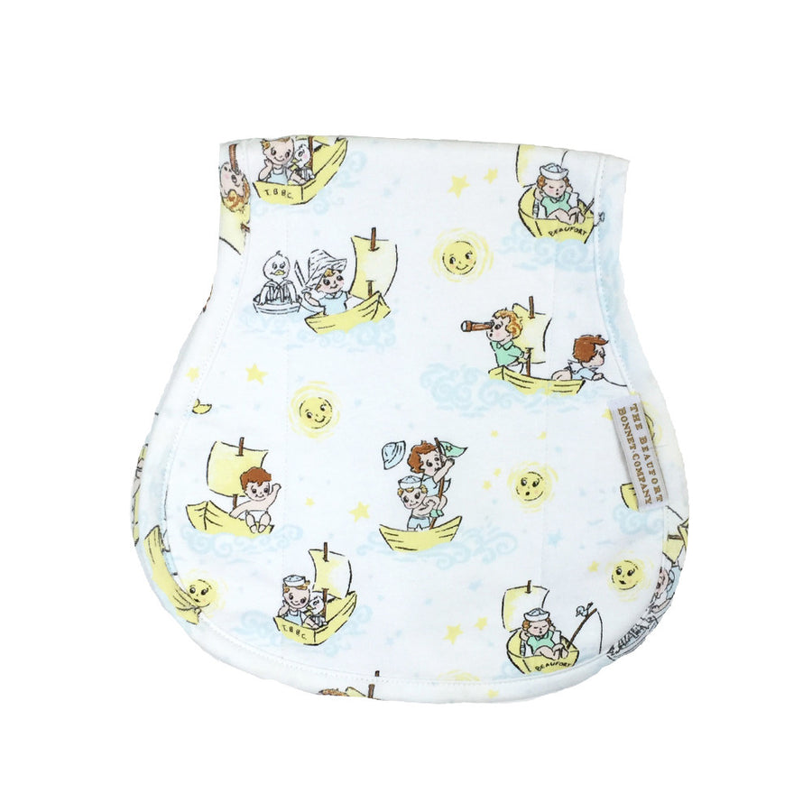 Oopsie Daisy Burp Cloth - S.S. Beaufort