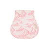 Oopsie Daisy Burp Cloth - St. Simon's Sailboat (pink)