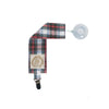 Palmer Paci Clip - Tillingham Tartan with Worth Avenue White