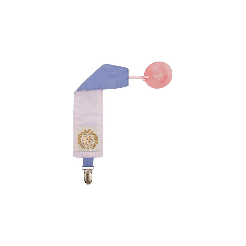 Palmer Paci Clip - Plantation Pink with Park City Periwinkle