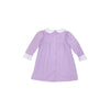 Patsy's Dinner Party Dress (Corduroy) - Lauderdale Lavender