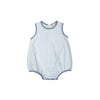 Patton Play Bubble - Buckhead Blue Stripe with Park City Periwinkle