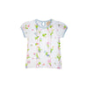 Penny's Play Shirt - Barbados Bamboo with Buckhead Blue