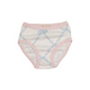 Pippy's Underpinnings - Belle Meade Bow Buckhead Blue with Plantation Pink Trim