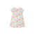 Polly Play Dress - Bimini Botanical with Palm Beach Pink