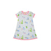 Polly Play Dress - Horsing Around with Hamptons Hot Pink