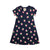 Polly Play Dress - Navy with Sanibel Strawberry