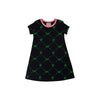 Polly Play Dress - Richmond Ribbons with Hamptons Hot Pink