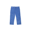 Prep School Pants - Barbados Blue Corduroy with Grantley Gray Stork