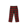 Prep School Pants - Jamestown Tartan with Palmetto Pearl Stork