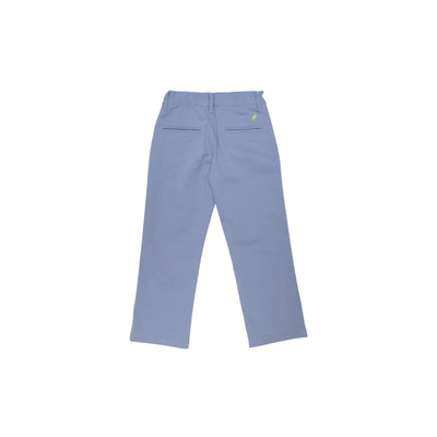 Prep School Pants - Park City Periwinkle with Grenada Green Stork