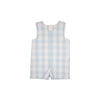 Prescott Pocket Jon Jon - Buckhead Blue Chattanooga Check with Worth Avenue White