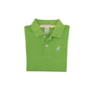 Prim & Proper Polo - Grenada Green with Buckhead Blue Stork