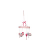 Put A Bow On It Mobile (Girl's) - Palm Beach Pink