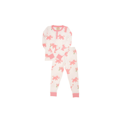 Sara Jane's Sweet Dream Set - Precious Peanut with Flamingo Park Pink