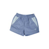 Schroeder Shorts - Park City Periwinkle with Buckhead Blue